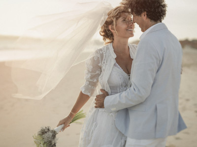 Valérie and Paulo - sweet summer breeze!