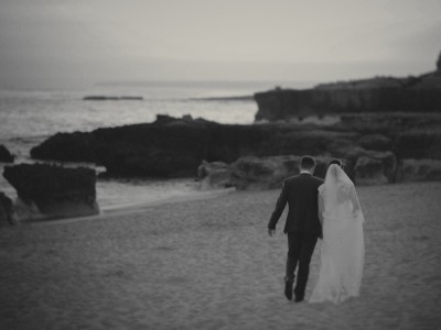 Kathryn and Jorge - Evaristo beach